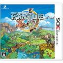 【送料無料選択可!】ファンタジーライフ [3DS] / ゲーム