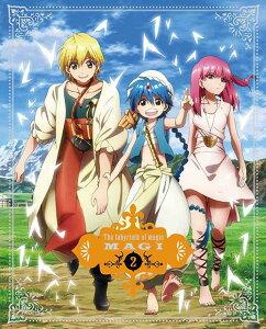【送料無料選択可!】マギ 2 [CD付完全限定生産] [Blu-ray] / アニメ