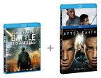 アフター・アース×世界侵略: ロサンゼルス決戦 特別パック [初回生産限定][Blu-ray] / 洋画