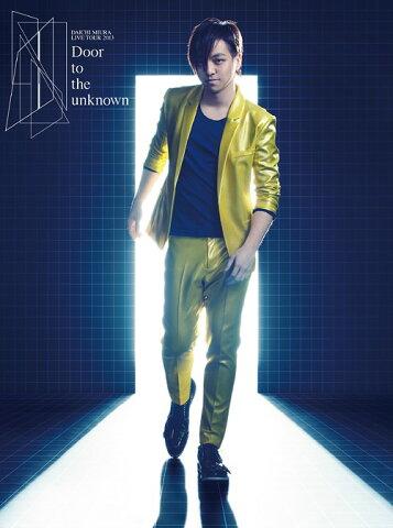 DAICHI MIURA LIVE TOUR 2013 -Door to the unknown-[DVD] / 三浦大知