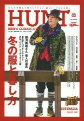 HUNT MEN'S CLASSIC STYLE Volume.02(2014WINTER) (NEKO MOOK 2041)[本/雑誌] (単行本・ムッ...