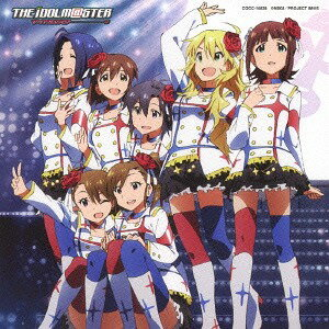 劇場版『THE IDOLM@STER MOVIE 輝きの向こう側へ!』主題歌: M@STERPIECE[CD] / 765PRO ALLSTARS