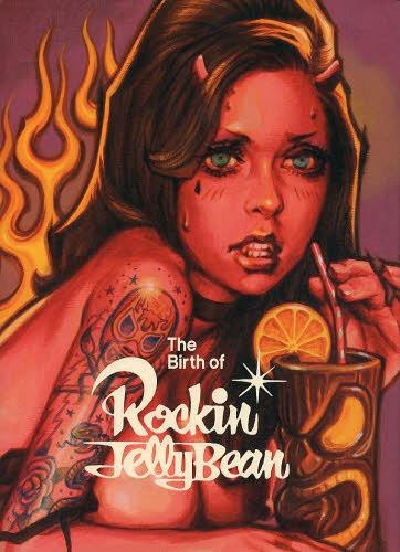 エンターテインメント, アニメーション The Birth of RockinJelly Bean ()