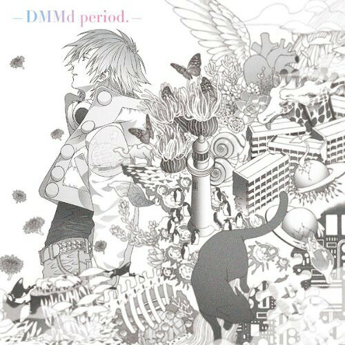 ゲームミュージック, その他 -DMMd period.- DRAMAtical Murder re: connect soundtrackCD