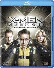 【送料無料選択可!】X-MEN: ファースト・ジェネレーション[Blu-ray] / 洋画