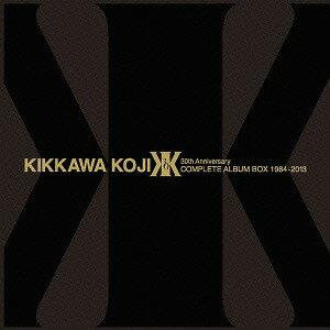 【送料無料選択可!】Complete Album Box [SHM-CD+CD] [初回完全生産限定][CD] / 吉川晃司