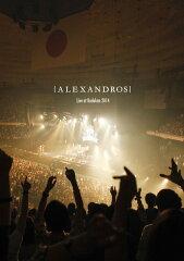 【送料無料選択可!】[Alexandros] Live at Budokan 2014[DVD] / [Alexandros]