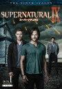 【送料無料選択可!】SUPERNATURAL IX 〈ナイン・シーズン〉 コンプリート・ボックス[DVD] / TV...