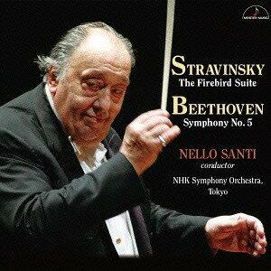 ストラヴィンスキー: 火の鳥[CD] / ネッロ・サンティ (指揮)、NHK交響楽団