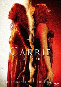 【送料無料選択可!】キャリー(2013) + キャリー(1976) DVDパック [初回生産限定][DVD] / 洋画