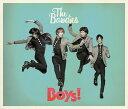 【送料無料選択可!】Boys! [DVD付初回限定盤][CD] / THE BAWDIES