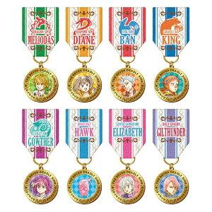 【送料無料選択可!】七つの大罪 デコレーションメダル BOX[グッズ]