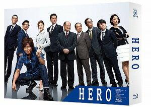 【送料無料選択可!】HERO Blu-ray-BOX[Blu-ray] / TVドラマ
