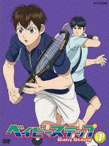 【送料無料選択可!】ベイビーステップ Vol.7[DVD] / アニメ
