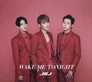 【送料無料選択可!】【試聴できます!】WAKE ME TONIGHT[CD] / JYJ