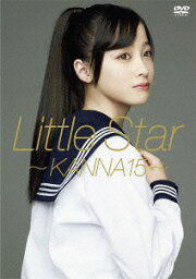Little Star〜KANNA15〜[DVD] / 橋本環奈 (Rev.from DVL )