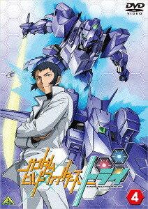 ガンダムビルドファイターズトライ 4[DVD] / アニメ