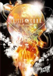 【送料無料選択可!】CRISIS CORE〜2014.09.13 渋谷公会堂〜 [初回限定版][DVD] / Royz