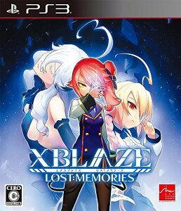 【送料無料選択可!】XBLAZE LOST:MEMORIES (エクスブレイズ ロストメモリーズ)[PS3] / ゲーム