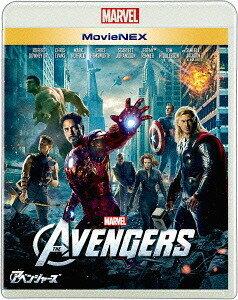 【送料無料選択可!】アベンジャーズ MovieNEX [Blu-ray+DVD][Blu-ray] / ディズニー