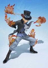 【送料無料選択可!】フィギュアーツZERO ONE PIECE ワンピース サボ -5th Anniversary Edition...
