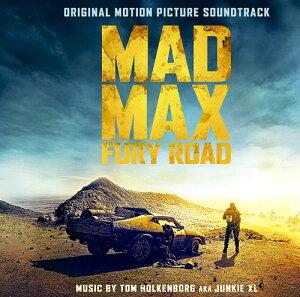 『マッドマックス 怒りのデス・ロード』オリジナル・サウンドトラック[CD] / サントラ (音楽: ジャンキーXL)