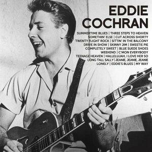 【送料無料選択可!】エディ・コクラン・ベスト [初回限定生産][CD] / エディ・コクラン