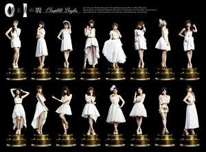 【送料無料選択可!】0と1の間 [3CD+DVD付数量限定盤/Complete Singles][CD] / AKB48