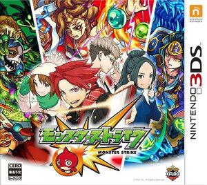 【送料無料選択可!】モンスターストライク[3DS] / ゲーム