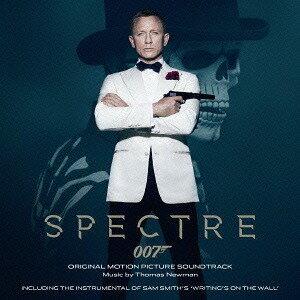 【送料無料選択可!】『007/スペクター』オリジナル・サウンドトラック[CD] / サントラ (音楽: ...