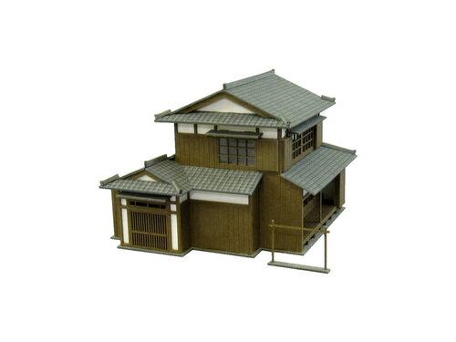 鉄道模型, ストラクチャー・レイアウト  1150 B