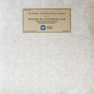 ワーグナー: 管弦楽曲集第1集[CD] / ヴィルヘルム・フルトヴェングラー (指揮)/ウィーン・フィルハーモニー管弦楽団