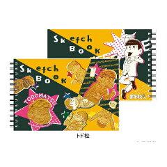 【ヒサゴ】HG6976 おそ松さん 図案スケッチブック トド松[グッズ]