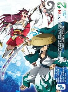 ファンタシースターオンライン2 ジ アニメーション (2) [初回限定生産][Blu-ray]…