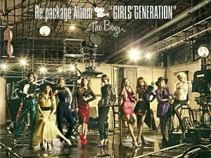 "【送料無料選択可!】【初回仕様あり!】Re:package Album ""GIRLS' GENERATION""~The Boys~..."