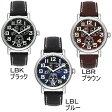 シーレーン 腕時計 SEALANE SE14-LBK SE14-LBR SE14-LBL