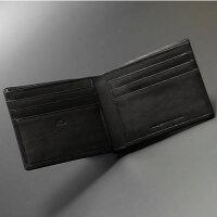 財布メンズ二つ折り財布日本製