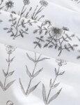 【コットン】Mono_Wild_flower_ワイルドフラワーイラストカットコットン