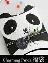 パンダのパターンコットン・ラベルなどが可愛いパンダのピローボックス入った可愛い福袋です。...