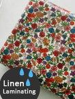 【ラミネート】アンズガーデンFlower Linen Laminating 【 商用利用可 】