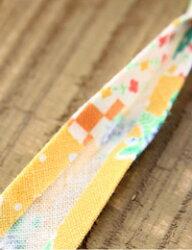 【バイアステープ】キャンディポップパッチパターン1cmバイアス