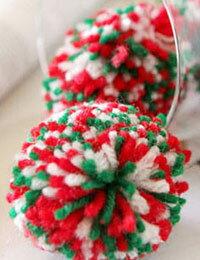 【コサージュ】A Knitting Ball 2色 【5400円以上で2019カレンダープレゼント】