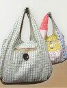 Patternshop snowwing×NESSHOMEのコラボが実現!お洒落で可愛い親子バッグを作ってみませんか...