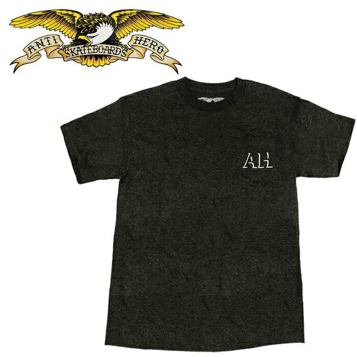 トップス, Tシャツ・カットソー  T ANTIHERO DROPHERO POCKET SS TEE T SB ZRC