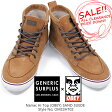 Generic Surplus Hi Top (OBEY) SAND SUEDE OM23HT02 ジェネリックサープラス オベイ スニーカー ds-Y 【dsc】【S2】【大処分】