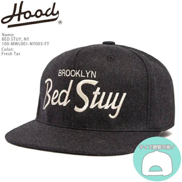 メンズ帽子, キャップ  HOOD HAT BED STUY NY 100-MWL001-NY003-FT 90