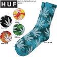 HUF Tie Dye Plantlife Sock ハフ 靴下 ソックス スケーター マリファナ柄 タイダイ プラントライフクルーソックス
