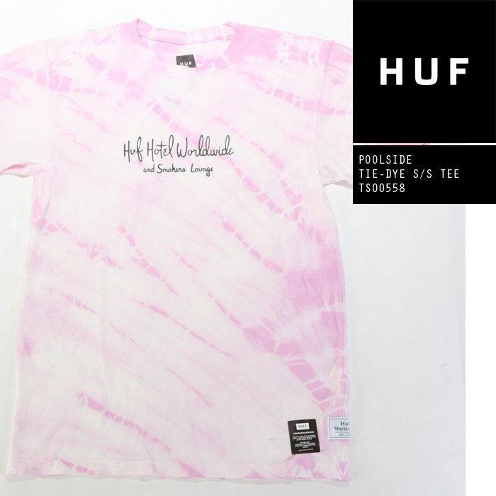 トップス, Tシャツ・カットソー  T HUF POOLSIDE TIE-DYE SS TEE T TS00558 SB