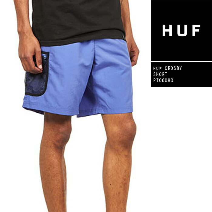 メンズファッション, ズボン・パンツ  HUF CROSBY SHORT PT00080 SB ZRC
