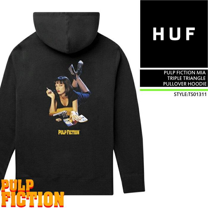 トップス, パーカー  huf MIA TT PO HOODIE PF00338 SB PULP FICTION ds-Y